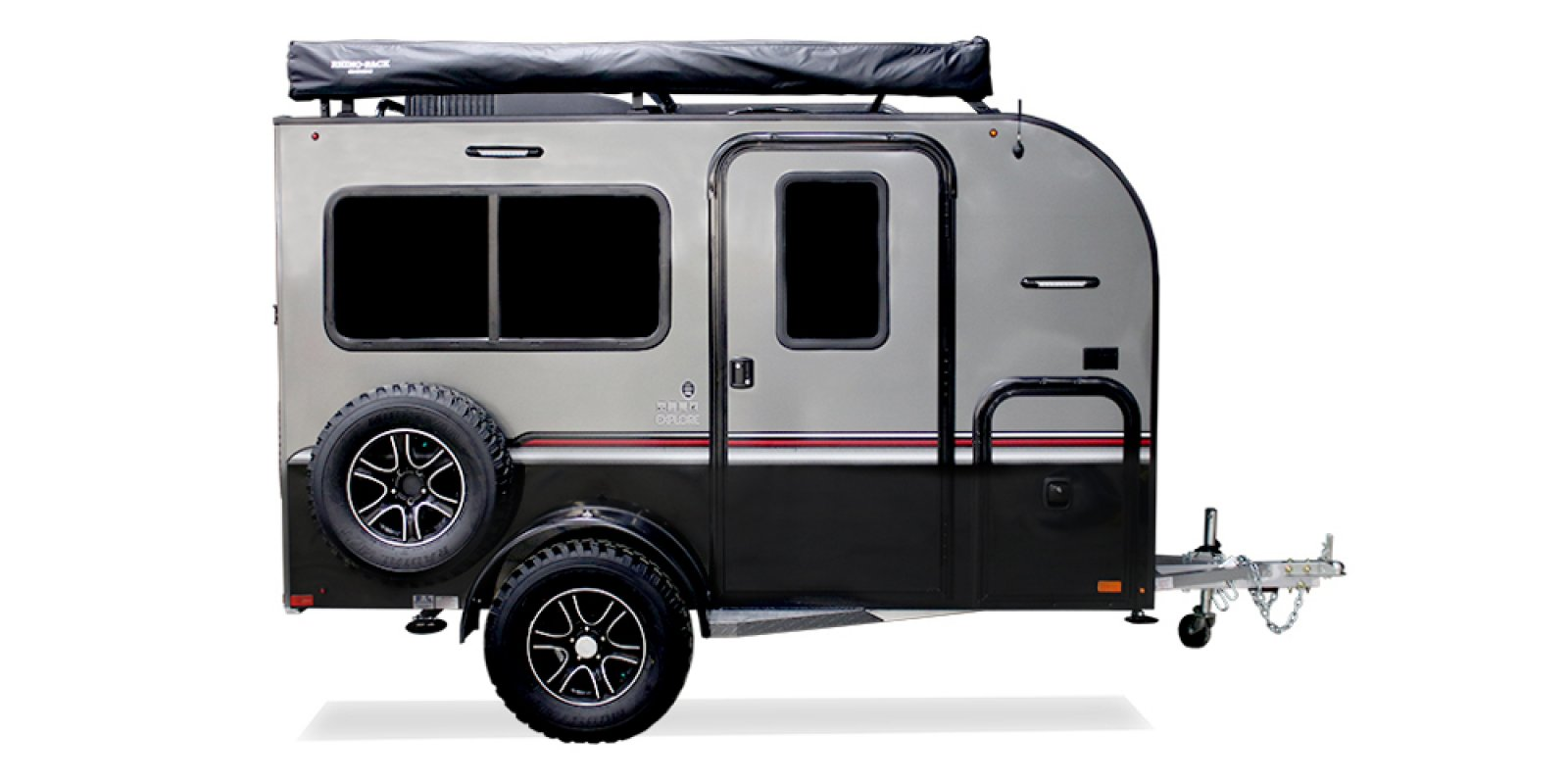 When Size Matters inTech Flyer Camper Window Decal