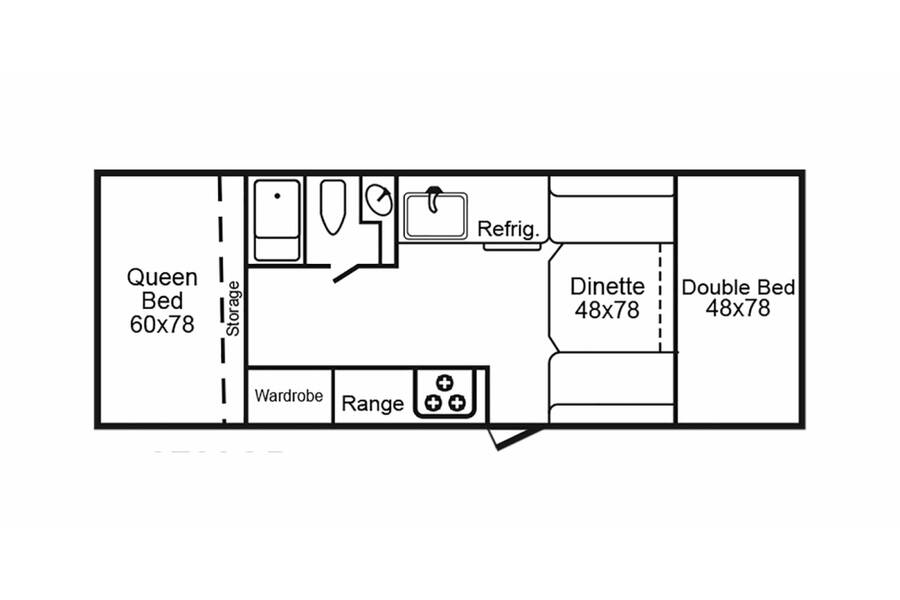 Floor plan for STOCK#FC279131