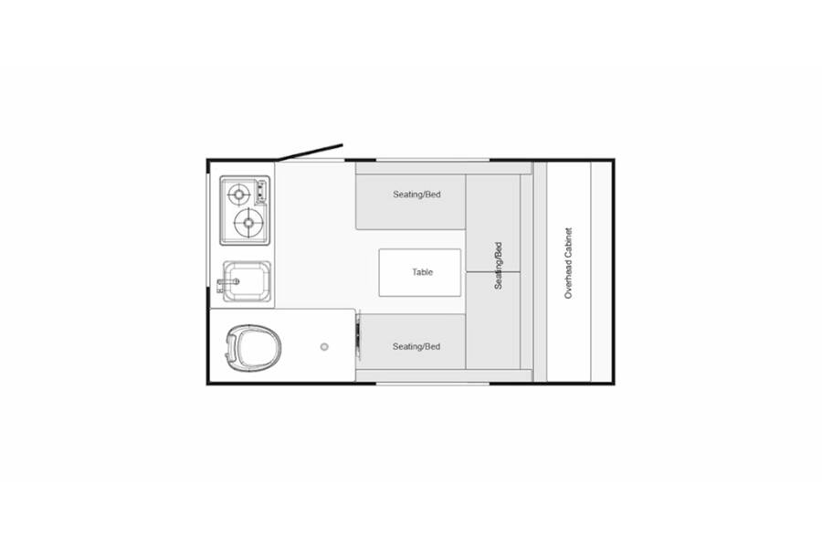 Floor plan for STOCK#WF001699